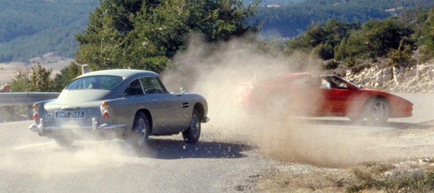 Aston Martin DB5 – Bond's ride being remade, 25 units Image #852750
