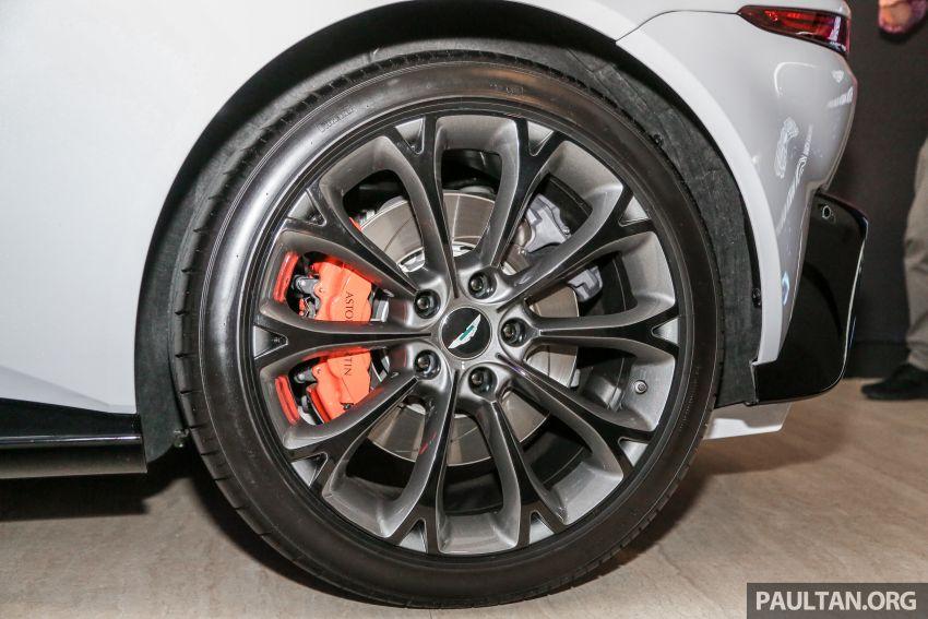 Aston Martin V8 Vantage 2018 kini dilancarkan di Malaysia – 510 PS, 685 Nm, harga dari RM1.6 juta Image #853272