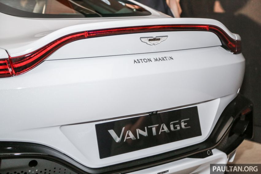 2018 Aston Martin Vantage V8 officially launched in Malaysia – 510 PS, 685 Nm, priced from RM1.6 million Image #853136
