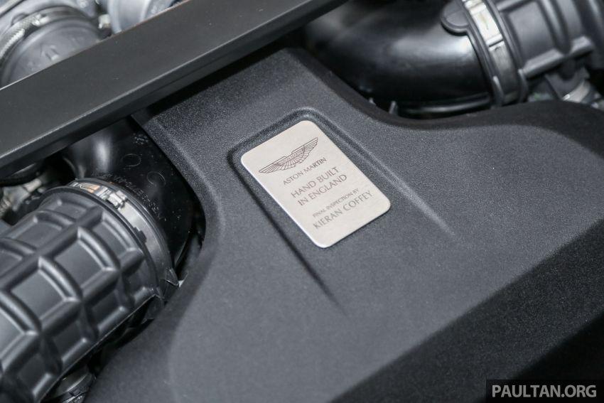 Aston Martin V8 Vantage 2018 kini dilancarkan di Malaysia – 510 PS, 685 Nm, harga dari RM1.6 juta Image #853284