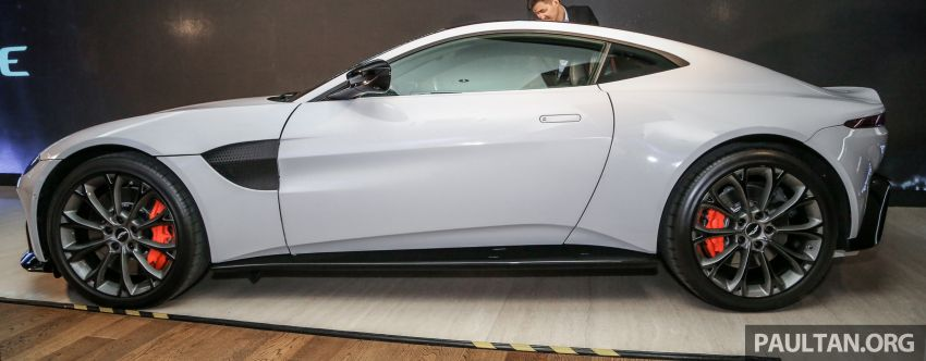 2018 Aston Martin Vantage V8 officially launched in Malaysia – 510 PS, 685 Nm, priced from RM1.6 million Image #853119