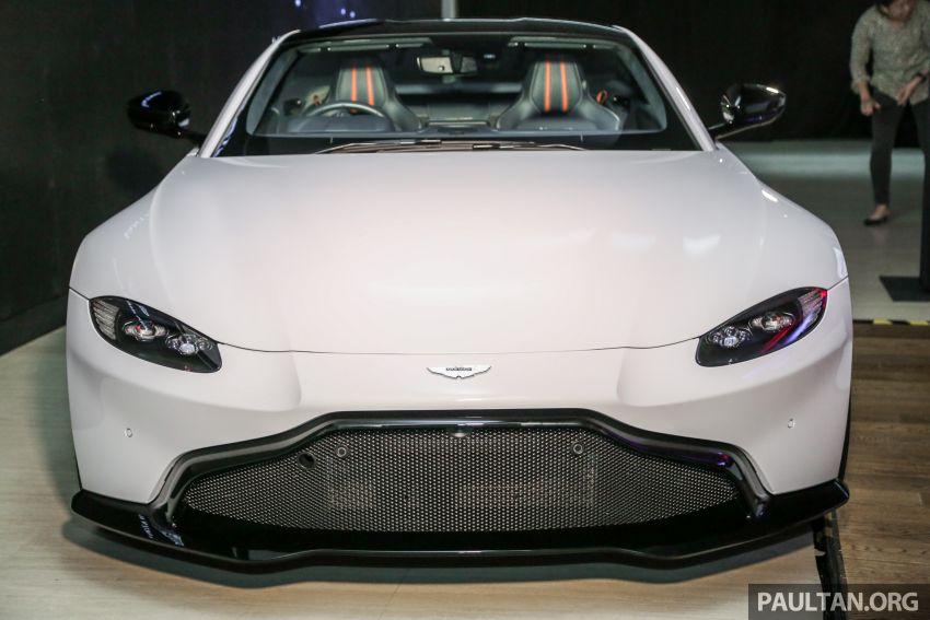 Aston Martin V8 Vantage 2018 kini dilancarkan di Malaysia – 510 PS, 685 Nm, harga dari RM1.6 juta Image #853261