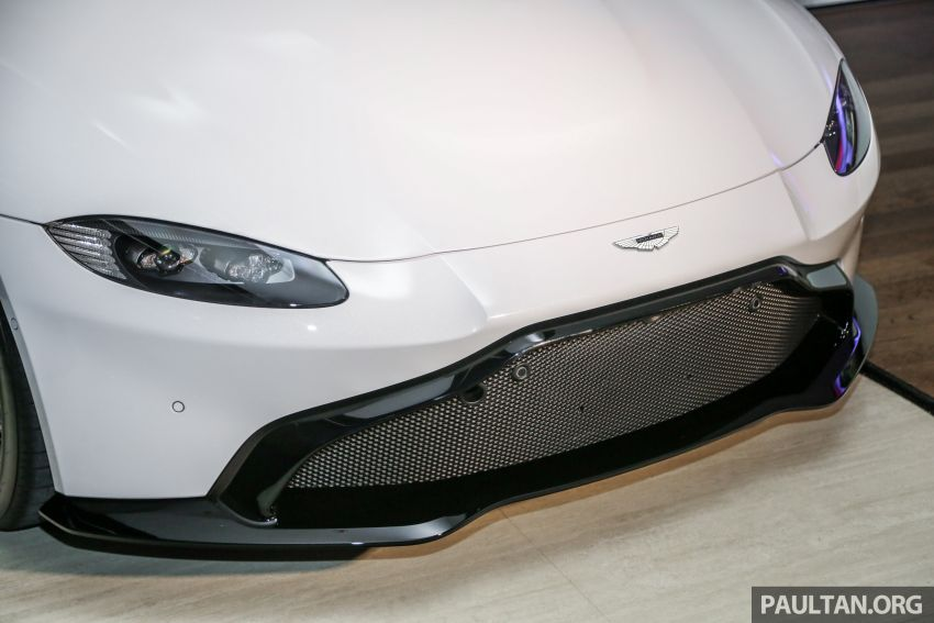2018 Aston Martin Vantage V8 officially launched in Malaysia – 510 PS, 685 Nm, priced from RM1.6 million Image #853122