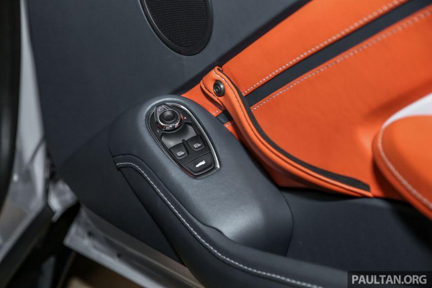 Aston Martin V8 Vantage 2018 kini dilancarkan di Malaysia – 510 PS, 685 Nm, harga dari RM1.6 juta Image #853300