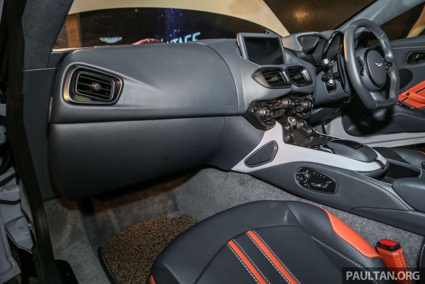 Aston Martin V8 Vantage 2018 kini dilancarkan di Malaysia – 510 PS, 685 Nm, harga dari RM1.6 juta Image #853302