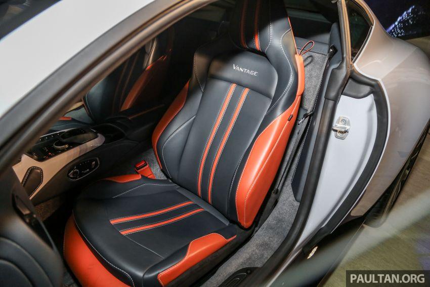 Aston Martin V8 Vantage 2018 kini dilancarkan di Malaysia – 510 PS, 685 Nm, harga dari RM1.6 juta Image #853303