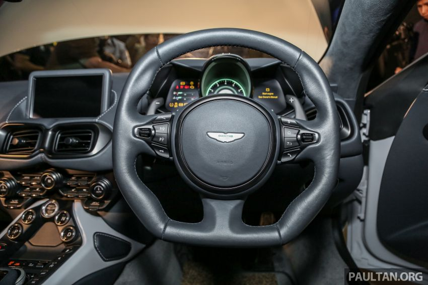 2018 Aston Martin Vantage V8 officially launched in Malaysia – 510 PS, 685 Nm, priced from RM1.6 million Image #853143