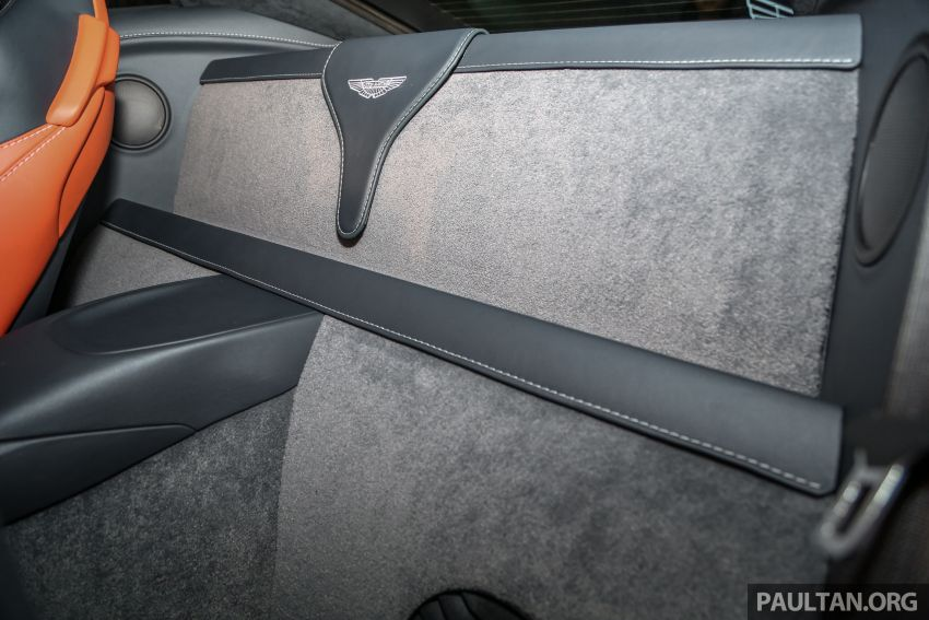 Aston Martin V8 Vantage 2018 kini dilancarkan di Malaysia – 510 PS, 685 Nm, harga dari RM1.6 juta Image #853304