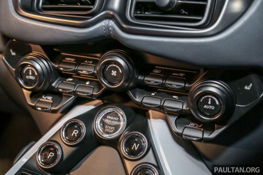 Aston Martin V8 Vantage 2018 kini dilancarkan di Malaysia – 510 PS, 685 Nm, harga dari RM1.6 juta Image #853290