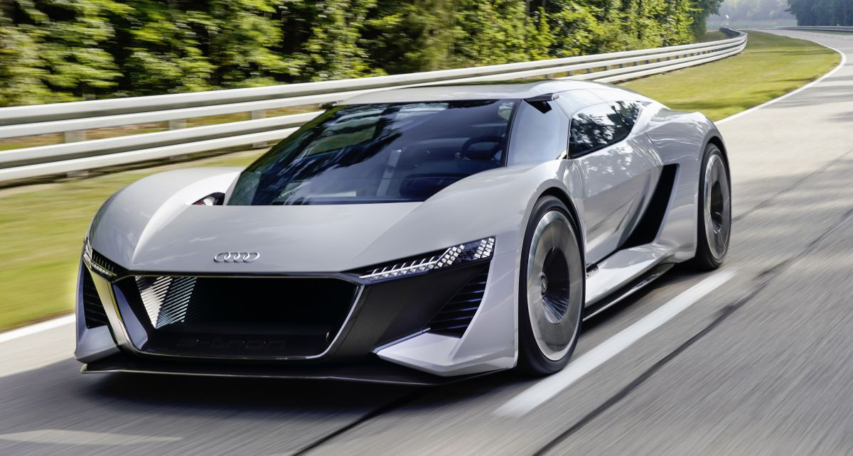 Local Market Tool >> Audi R8 successor to be a 1,000 hp electric hypercar?