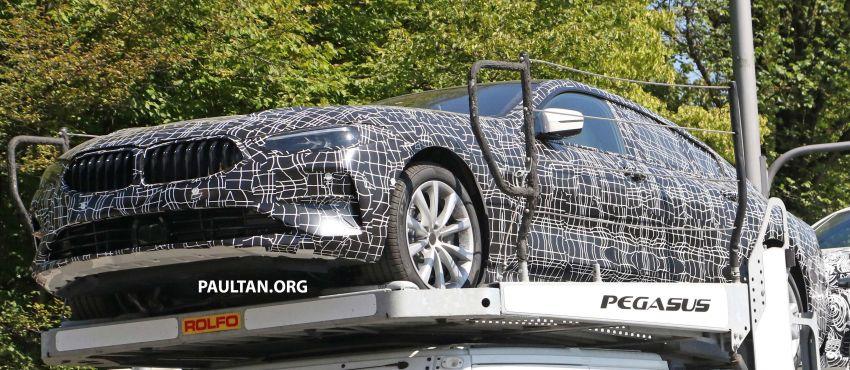 SPYSHOTS: BMW 8 Series Gran Coupe seen testing Image #846118
