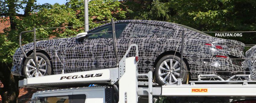 SPYSHOTS: BMW 8 Series Gran Coupe seen testing Image #846121