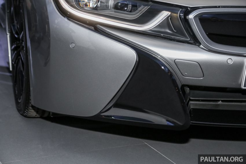 New BMW i8 launched in Malaysia – RM1.31 million Image #851206