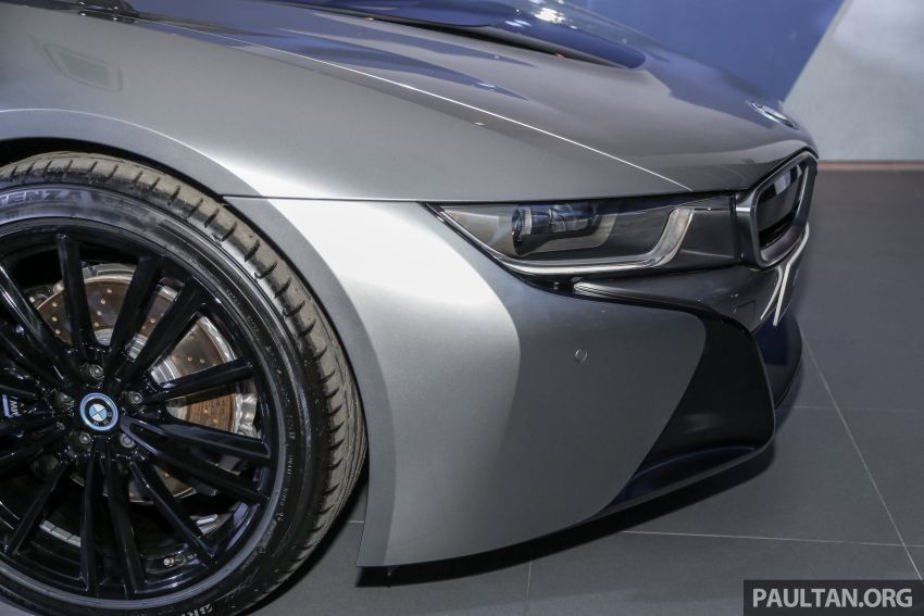 BMW i8 Coupe baharu tiba di Malaysia – RM1.3 juta Image #851302