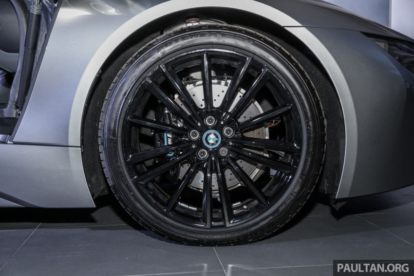 New BMW i8 launched in Malaysia – RM1.31 million Image #851209