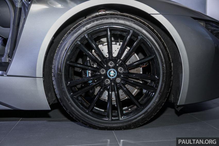 BMW i8 Coupe baharu tiba di Malaysia – RM1.3 juta Image #851305