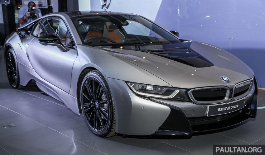 New BMW i8 launched in Malaysia – RM1.31 million Image #851198