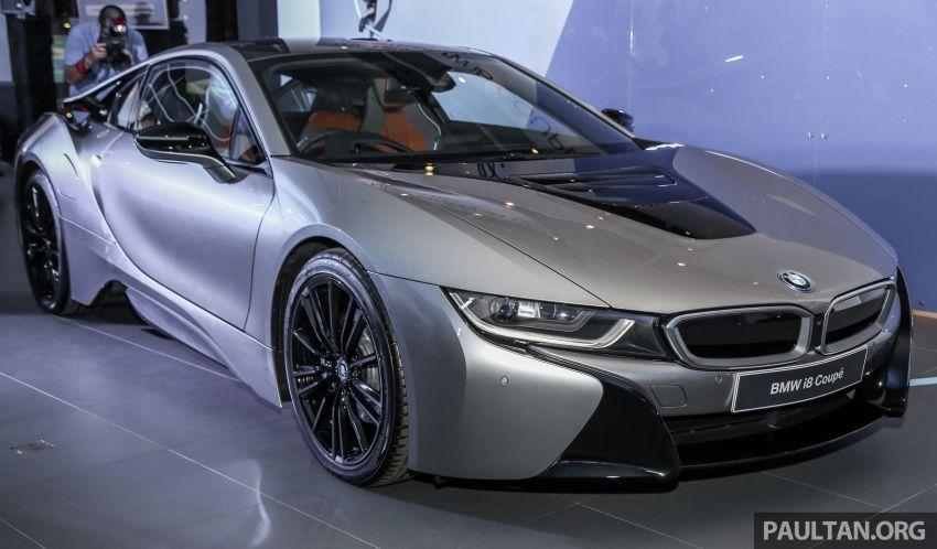 BMW i8 Coupe baharu tiba di Malaysia – RM1.3 juta Image #851277