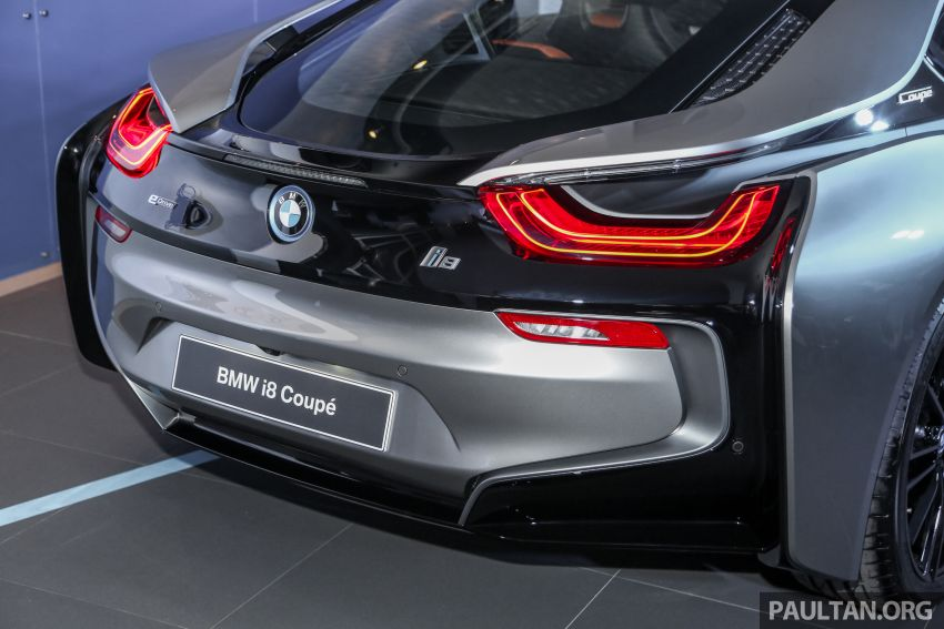 New BMW i8 launched in Malaysia – RM1.31 million Image #851217