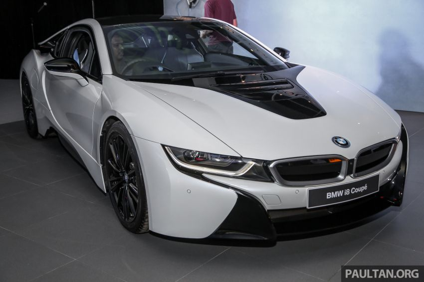 New BMW i8 launched in Malaysia – RM1.31 million Image #851221
