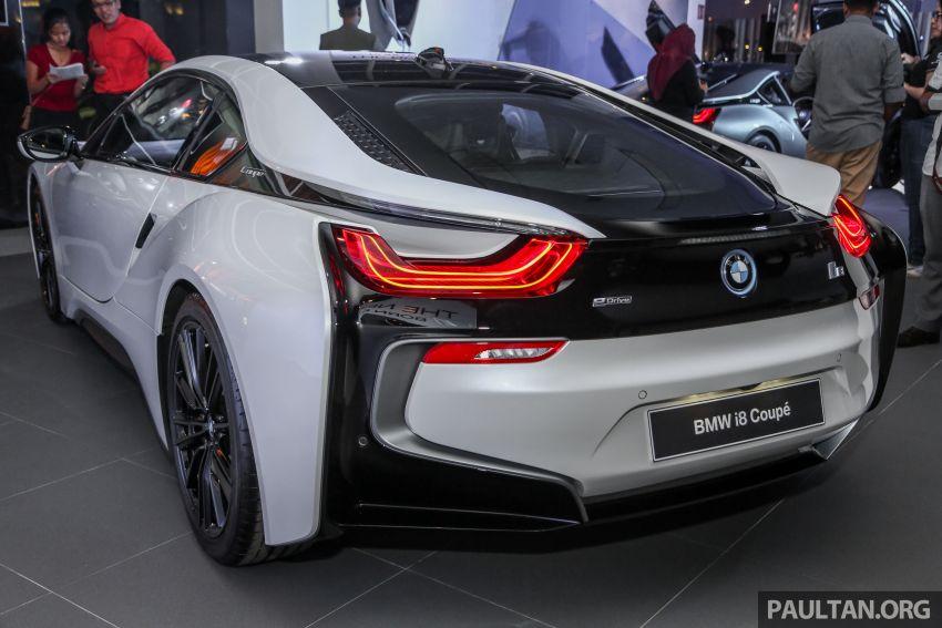 BMW i8 Coupe baharu tiba di Malaysia – RM1.3 juta Image #851324