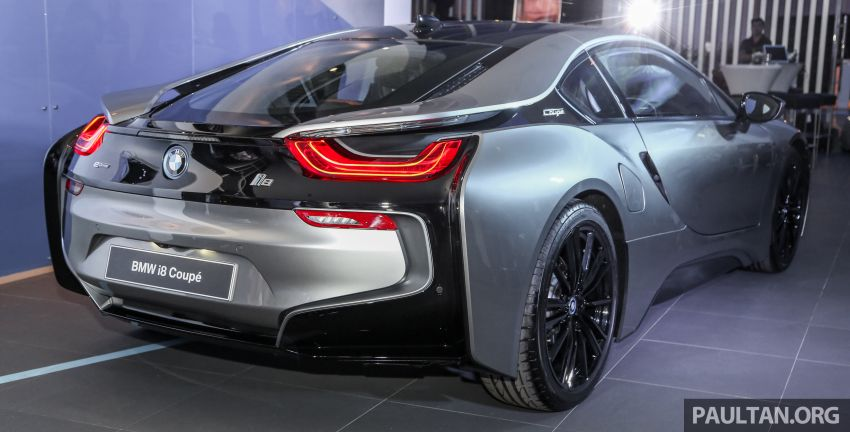 New BMW i8 launched in Malaysia – RM1.31 million Image #851199