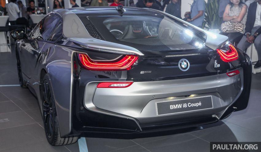 BMW i8 Coupe baharu tiba di Malaysia – RM1.3 juta Image #851280