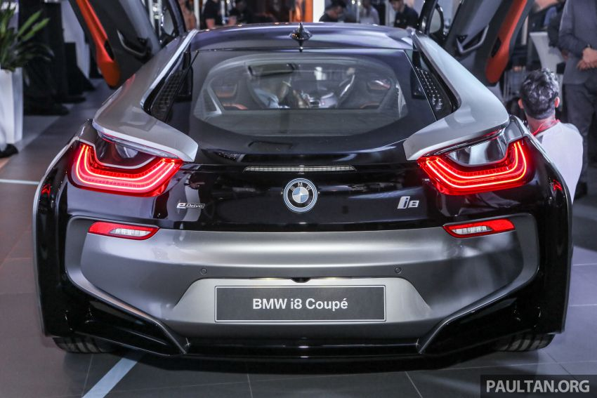 New BMW i8 launched in Malaysia – RM1.31 million Image #851202