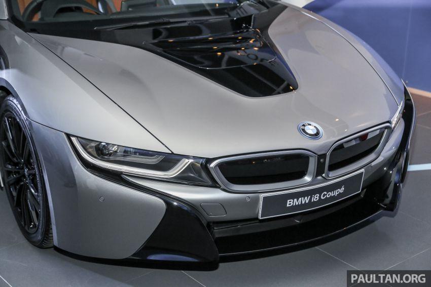 BMW i8 Coupe baharu tiba di Malaysia – RM1.3 juta Image #851289