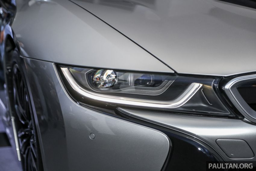 BMW i8 Coupe baharu tiba di Malaysia – RM1.3 juta Image #851292