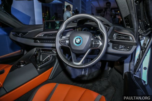New Bmw I8 Launched In Malaysia Rm1 31 Million
