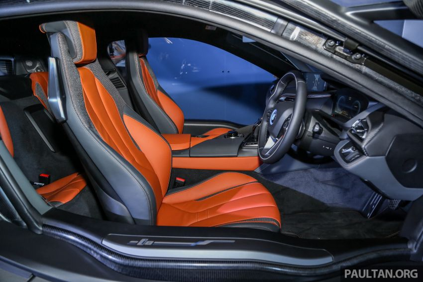 New BMW i8 launched in Malaysia – RM1.31 million Image #851237