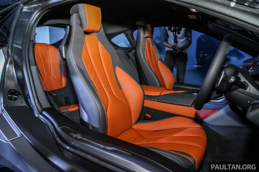 New BMW i8 launched in Malaysia – RM1.31 million Image #851238