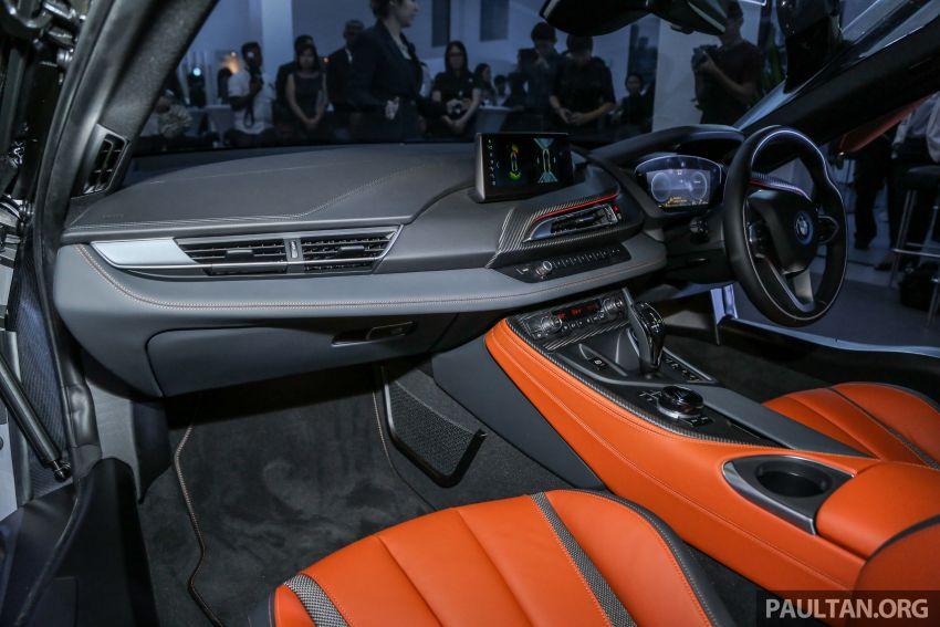 BMW i8 Coupe baharu tiba di Malaysia – RM1.3 juta Image #851342