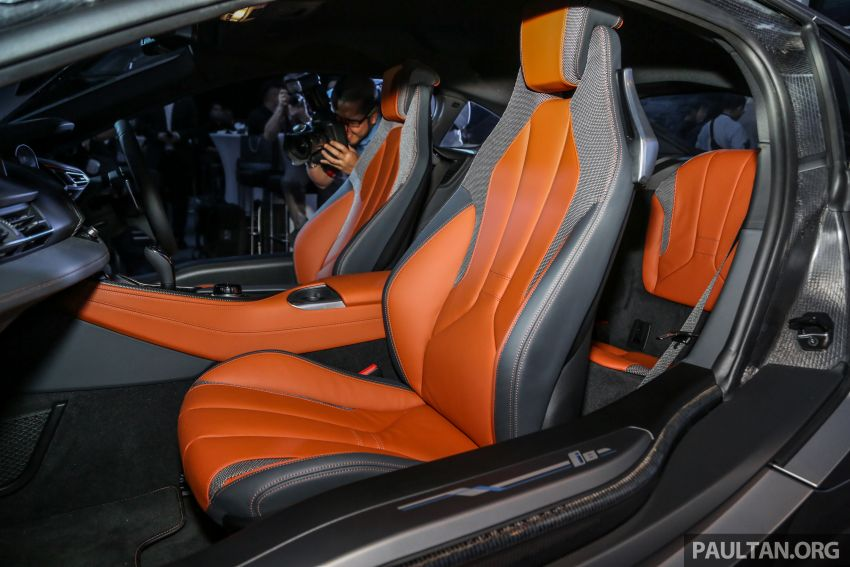 New BMW i8 launched in Malaysia – RM1.31 million Image #851241