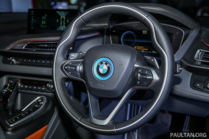 BMW i8 Coupe baharu tiba di Malaysia – RM1.3 juta Image #851326