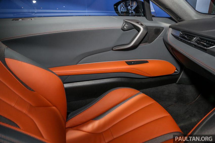 BMW i8 Coupe baharu tiba di Malaysia – RM1.3 juta Image #851344