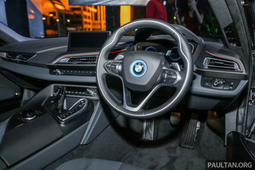 New BMW i8 launched in Malaysia – RM1.31 million Image #851246