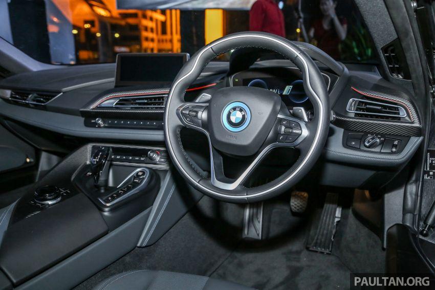 BMW i8 Coupe baharu tiba di Malaysia – RM1.3 juta Image #851349