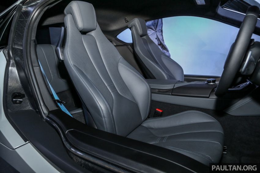 New BMW i8 launched in Malaysia – RM1.31 million Image #851247