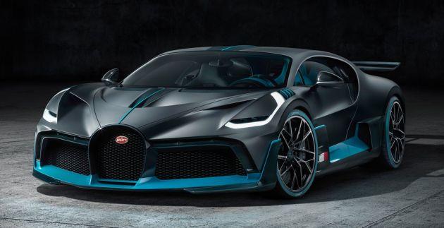 Will Bugatti Be Sold Off