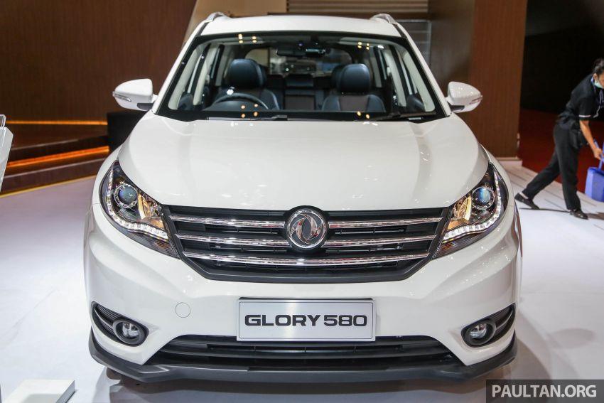 GIIAS 2018: DFSK Dongfeng Sokon Glory 580 –  SUV 1.5L tujuh-tempat duduk buatan China, dari RM69k Image #850006