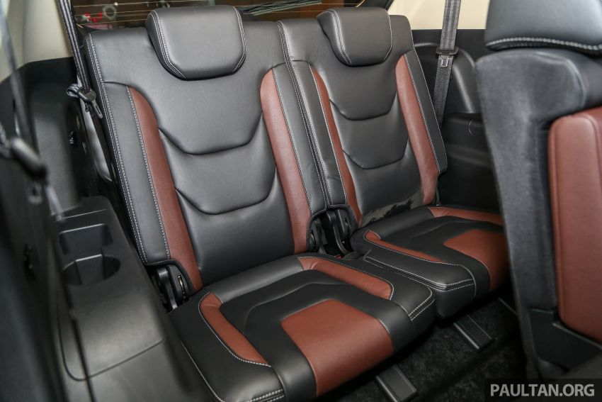 GIIAS 2018: DFSK Dongfeng Sokon Glory 580 – 1.5L turbo seven-seater Chinese SUV, from RM69k Image #849564