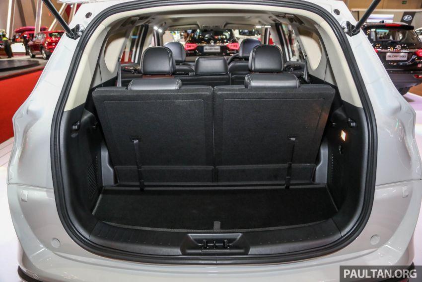 GIIAS 2018: DFSK Dongfeng Sokon Glory 580 –  SUV 1.5L tujuh-tempat duduk buatan China, dari RM69k Image #850029
