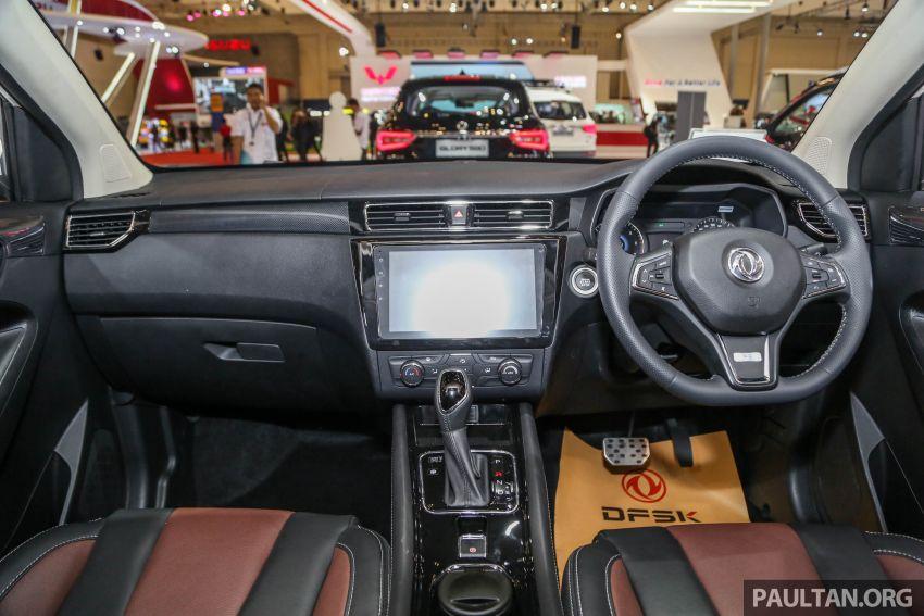 GIIAS 2018: DFSK Dongfeng Sokon Glory 580 –  SUV 1.5L tujuh-tempat duduk buatan China, dari RM69k Image #850017