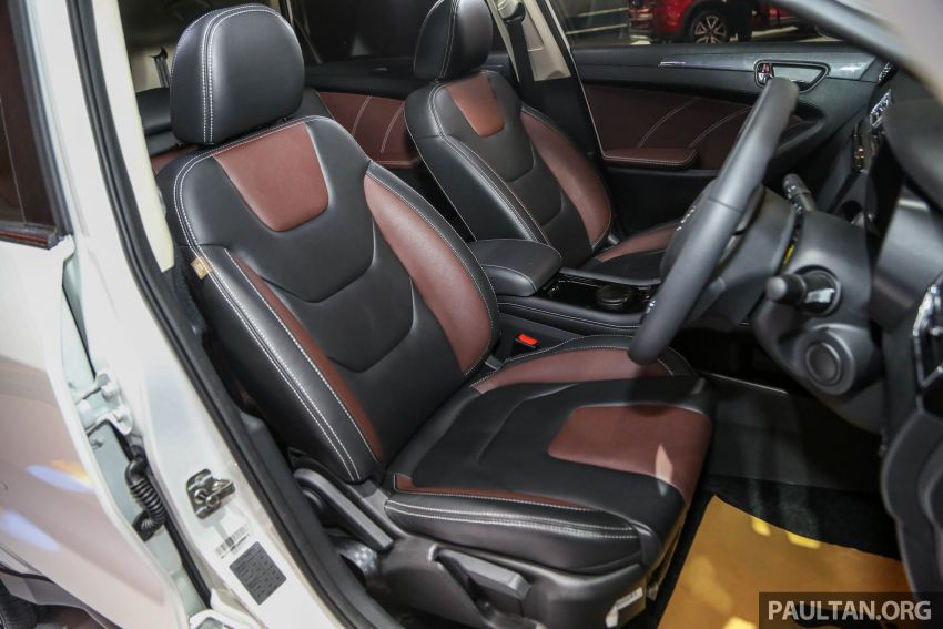 GIIAS 2018: DFSK Dongfeng Sokon Glory 580 – 1.5L turbo seven-seater Chinese SUV, from RM69k Image #849561
