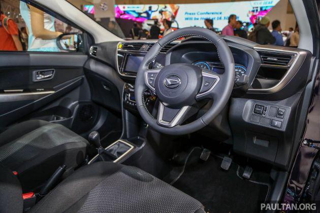 GIIAS 2018: Daihatsu Sirion