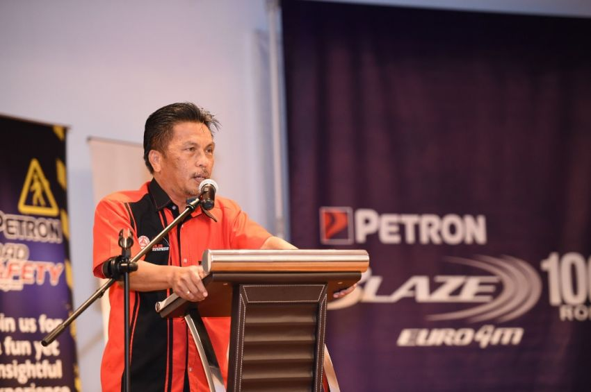 Petron kicks off Road Safety Program in UTM KL, aims to inculcate good driving habits to 5,000 students Image #849332