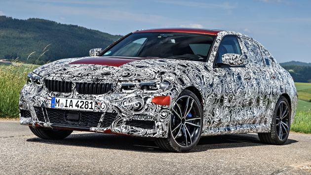 2019 G20 Bmw 3 Series Initial Details Revealed