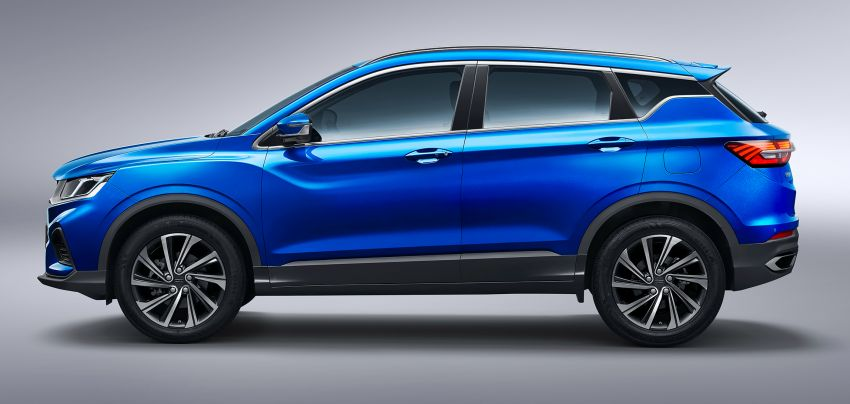Geely SX11 B-segment crossover to be called Binyue, naming contest for international markets kicks off Image #851129